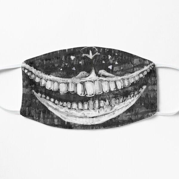 Cheshire Cat (Black and White) Mask
