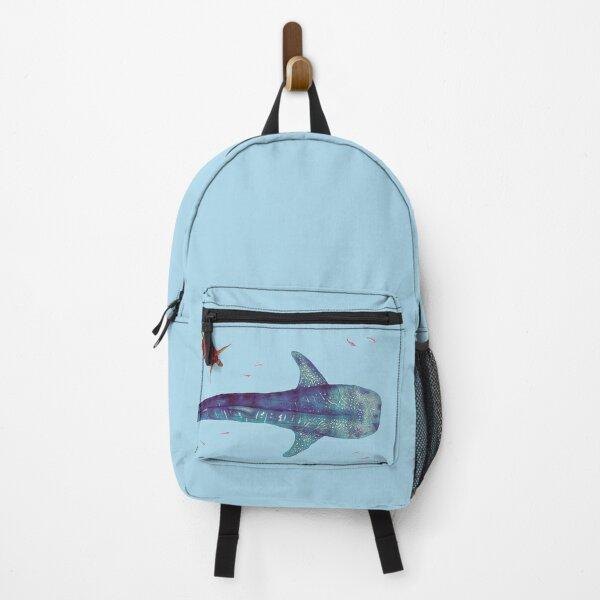 Whale shark & Co Backpack