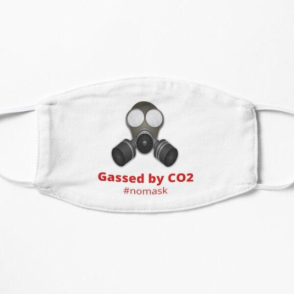 Vergast durch CO2 #Nomask Flache Maske