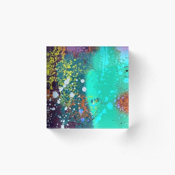Kolorz 003 Acrylic Block
