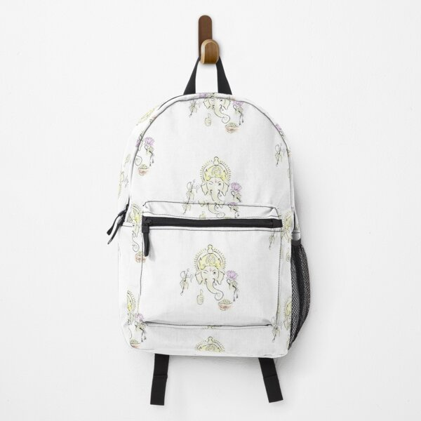 Ganesha - The Obstacle Remover Backpack
