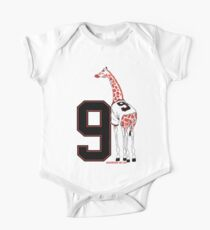 Belt Giraffe (Number Version) Kids Clothes
