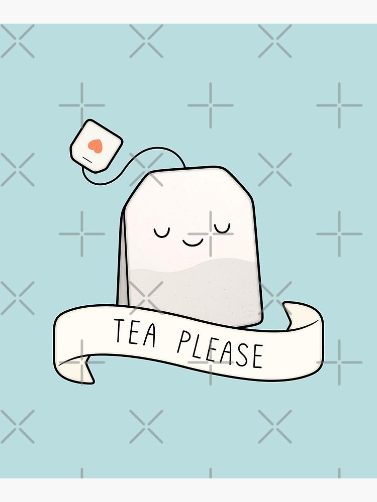 Tea Please by kimvervuurt