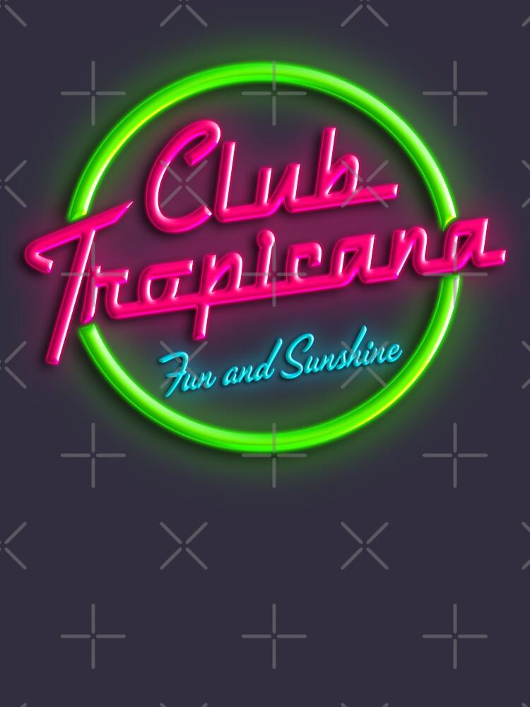 Club Tropicana by KRDesign