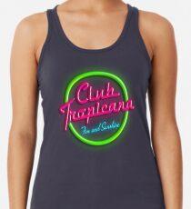 Club Tropicana Racerback Tank Top