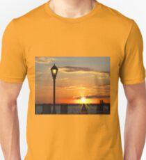 Battery Park Sunset Unisex T-Shirt