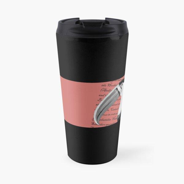 Red Toucan Travel Mug