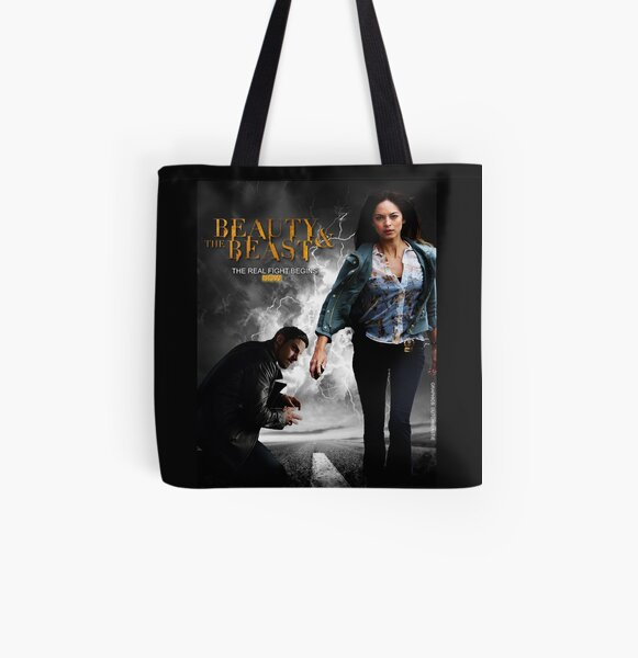 BatB fight All Over Print Tote Bag