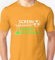 Screw Lab Safety Unisex T-Shirt