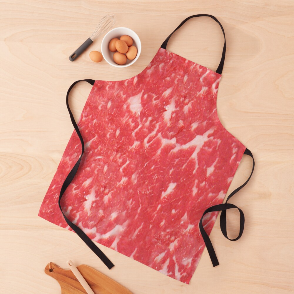LOVE STEAK MEAT LOVER GRILLING ORIGINAL Apron