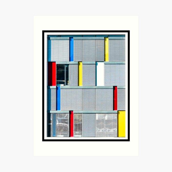 Office Building Art Print