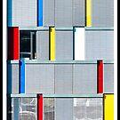 Office Building by Robert Dettman