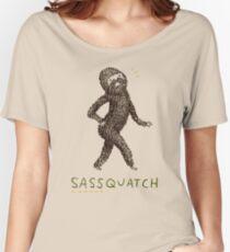 Sassquatch Women's Relaxed Fit T-Shirt