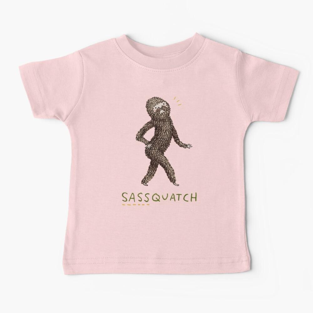 Sassquatch Baby T-Shirt