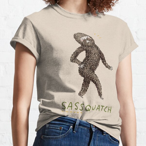 Sassquatch Classic T-Shirt