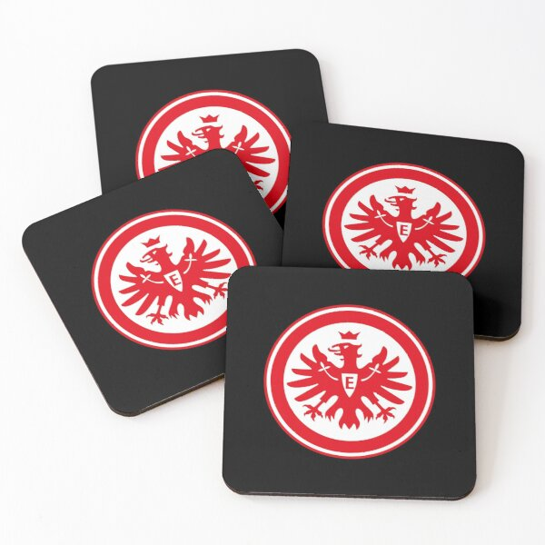 Eintracht Frankfurt Coasters (Set of 4)