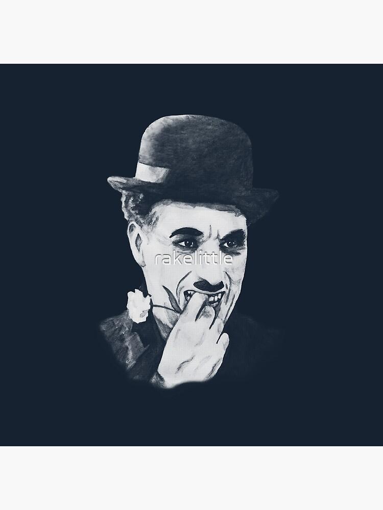 Chaplin white de rakelittle