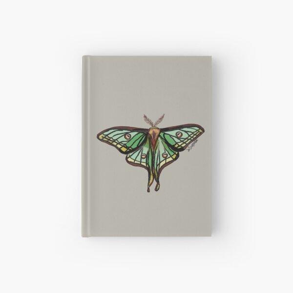 Spanish Moon Moth  Hardcover Journal