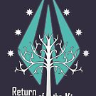 Return of the King - Kimi Raikkonen by evenstarsaima
