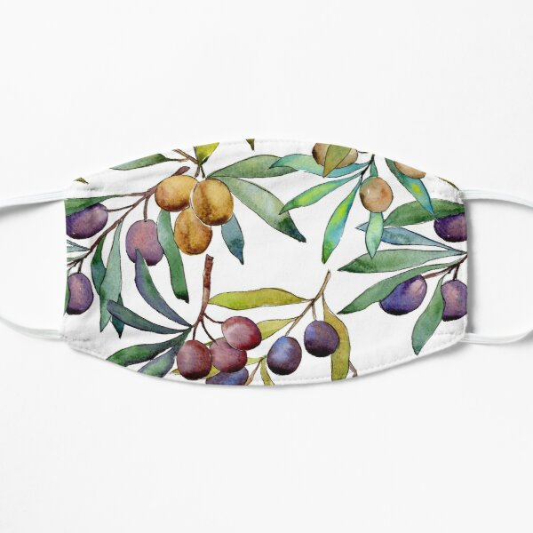 Olives On The Tree Mask