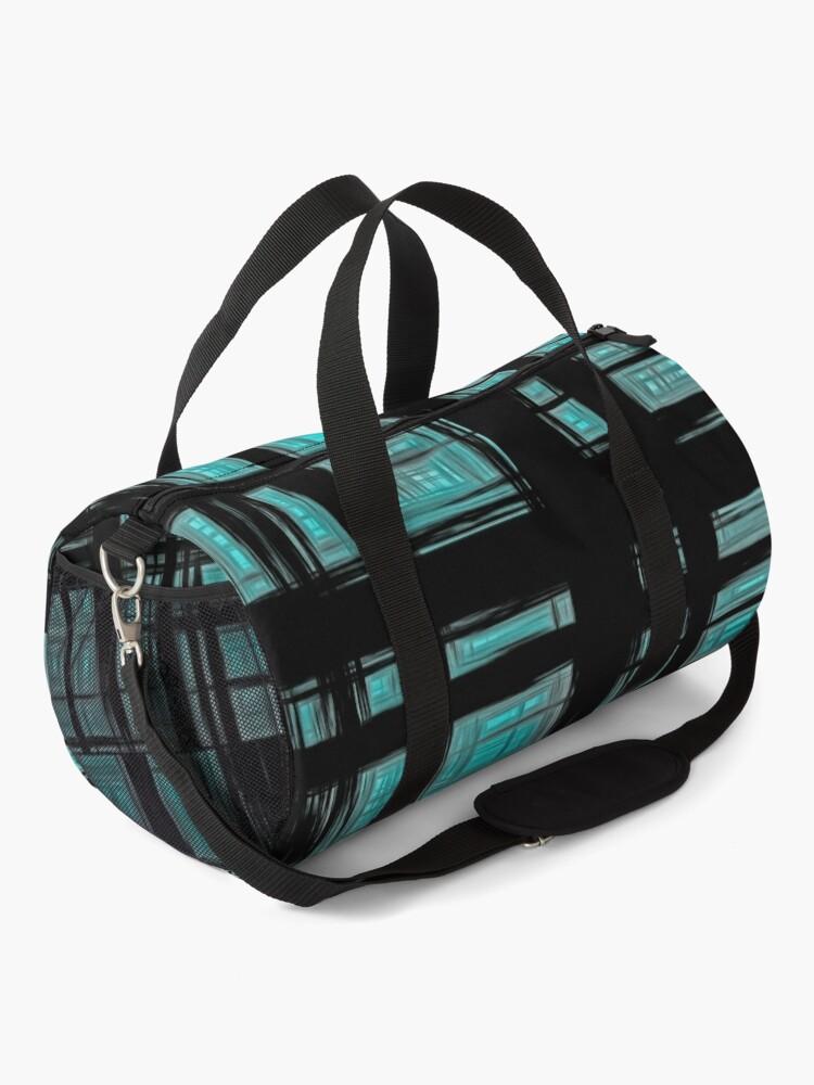 Alternate view of Weave Duffle Bag