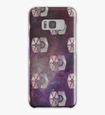 Tie Fighter - Star Wars Inspired Galaxy Pattern Samsung Galaxy Case/Skin