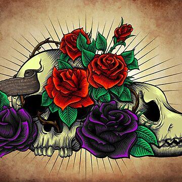 Black Rose by denisosulli