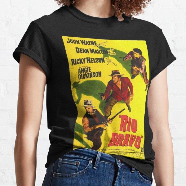 Howard Hawks rio bravo  Classic T-Shirt