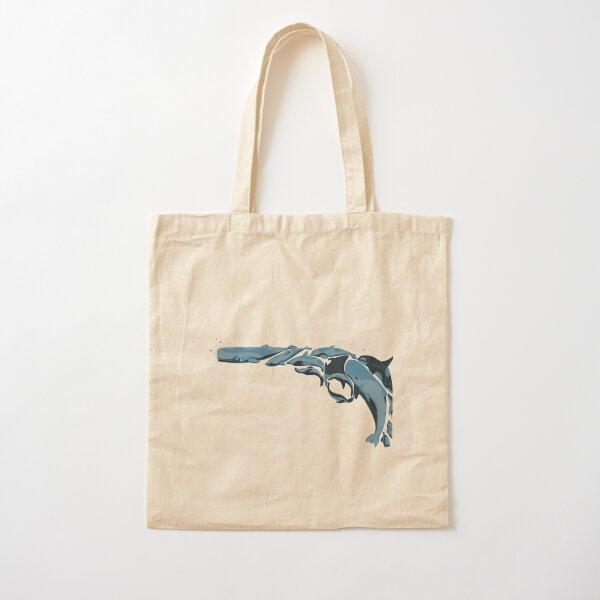 Revolver Cotton Tote Bag