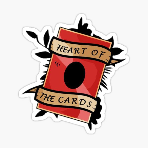 yugi card Sticker