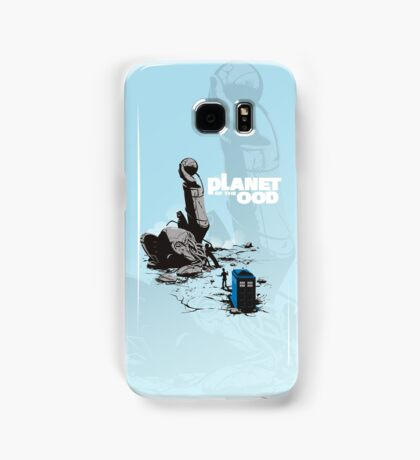 PLANET OF THE OOD Samsung Galaxy Case/Skin