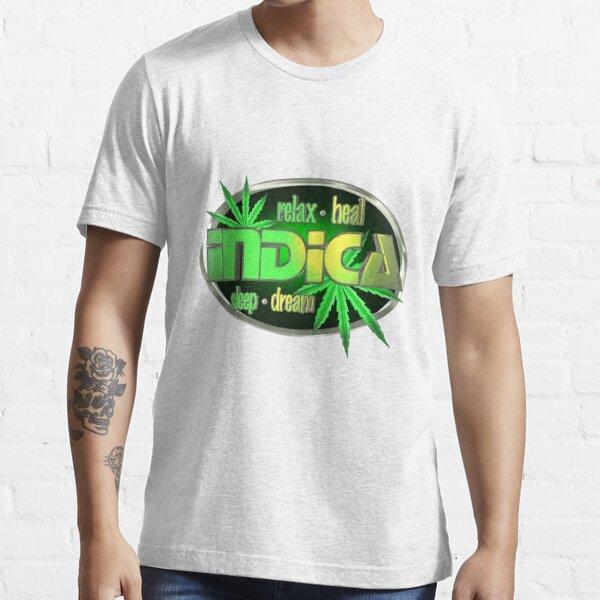 Indica marijuana  Essential T-Shirt