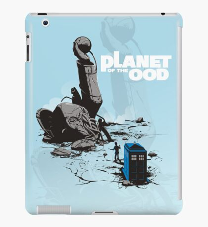 PLANET OF THE OOD iPad Case/Skin