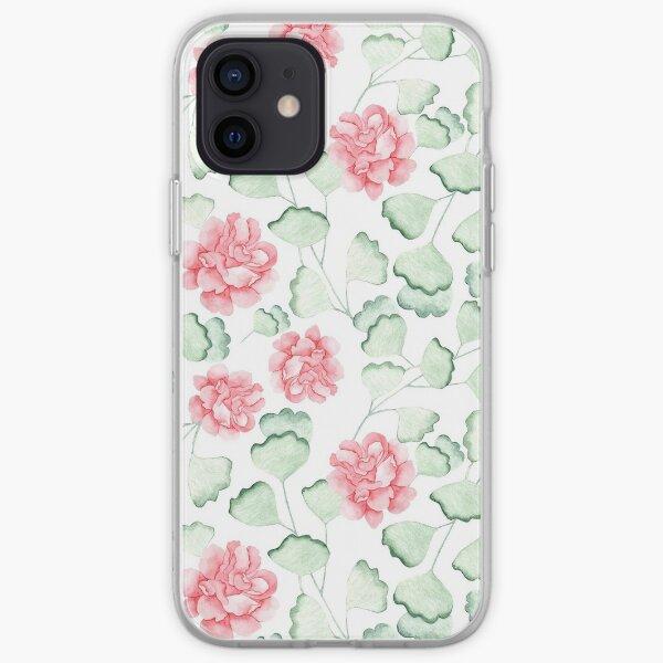 shabbychic iPhone Soft Case