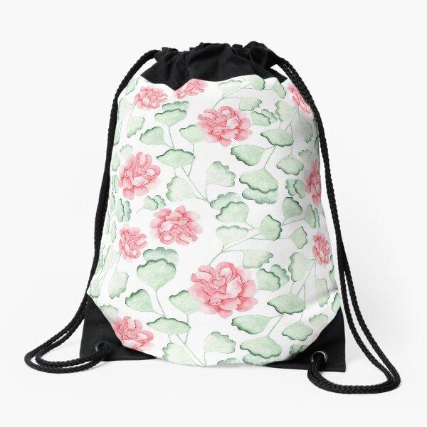 shabbychic Drawstring Bag