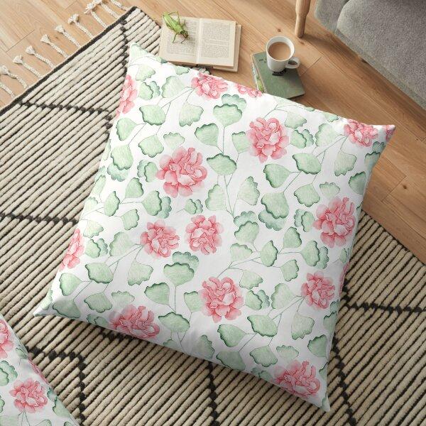 shabbychic Floor Pillow