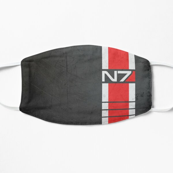 Mass Effect N7 Special Forces Stripes Mask