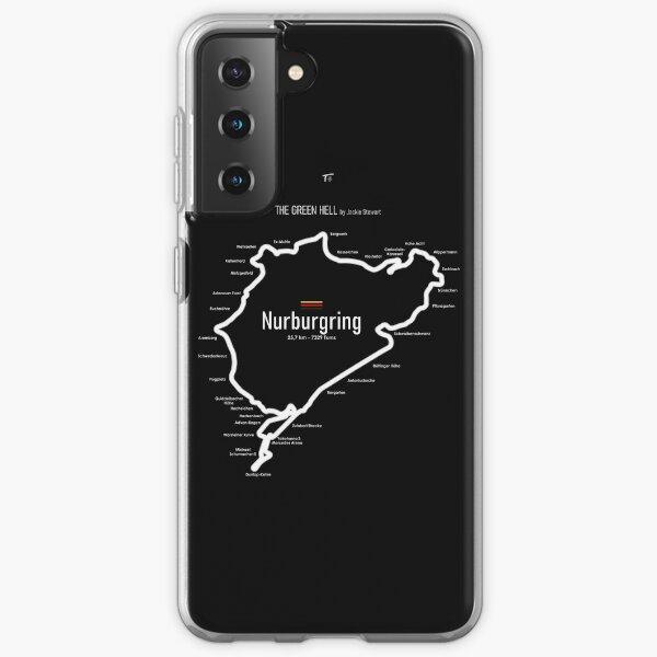 Nurburgring Samsung Galaxy Soft Case
