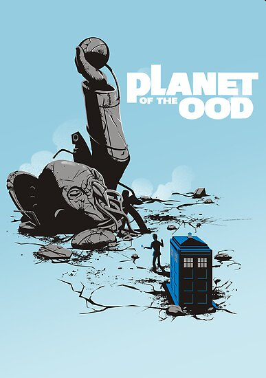 PLANET OF THE OOD by Adams Pinto