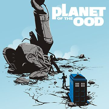 PLANET OF THE OOD by AdamsPinto