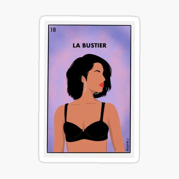 La bustier Sticker