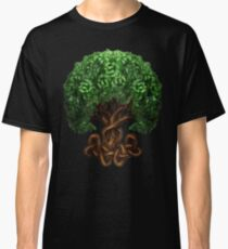 Celtic Tree of Life Knotwork Classic T-Shirt