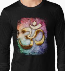Om Meditation Long Sleeve T-Shirt