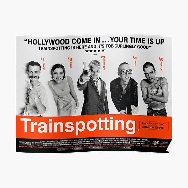 Trainspotting (HQ) Poster