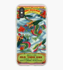Vintage Firecracker Pack iPhone Case Series: Double Down With DoubleDragon iPhone Case