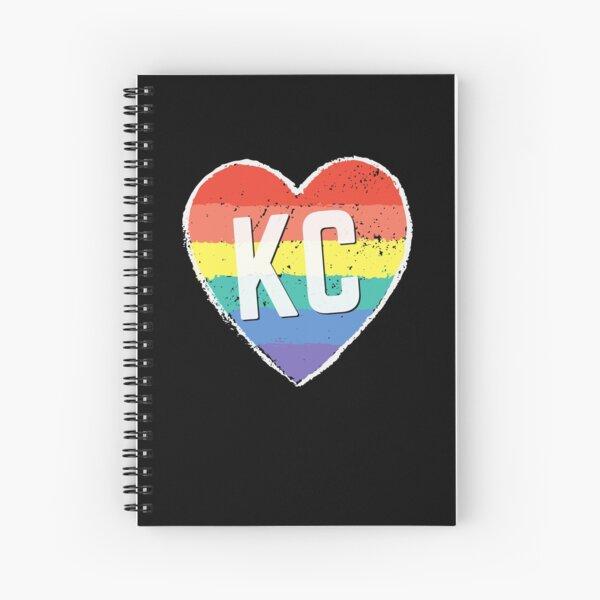 Love KC Spiral Notebook