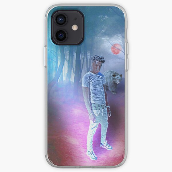 Nba Youngboy design  iPhone Soft Case