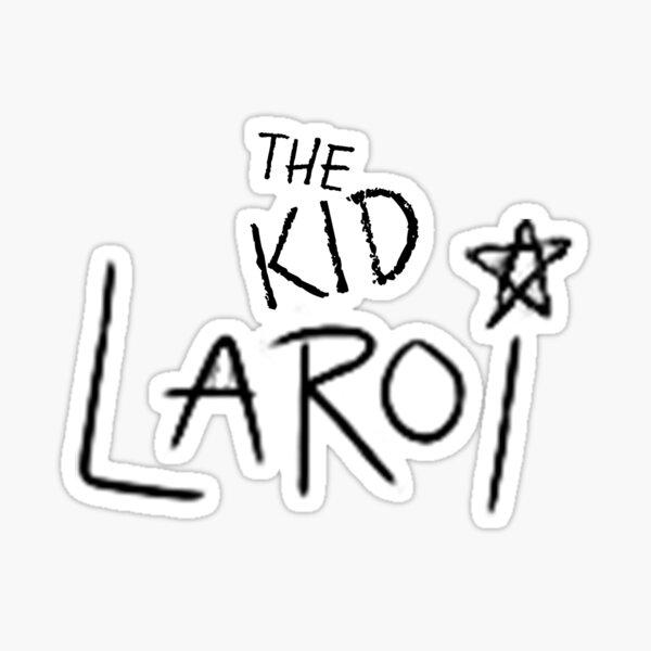 the kid laroi Sticker