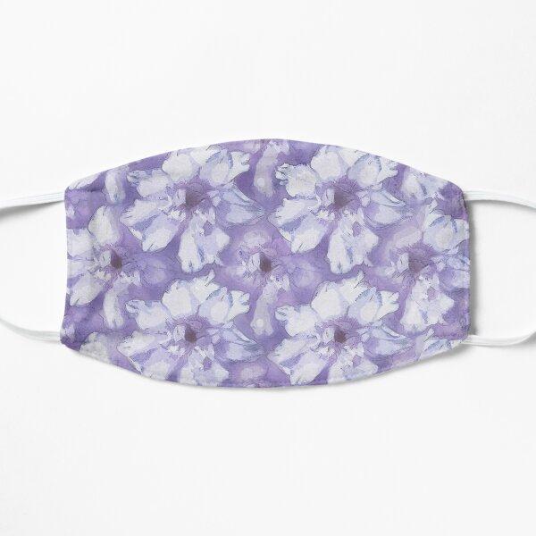 DELPHINE, flower sketch artwork  Mask