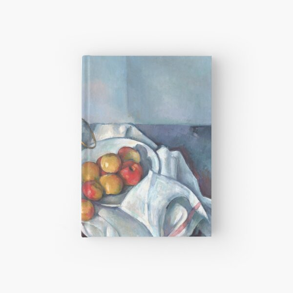 Paul Cézanne Still Life with Apples Hardcover Journal
